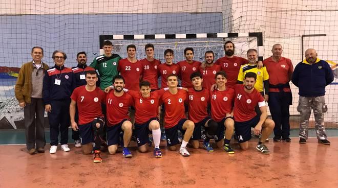 riviera24 - Team Schiavetti Pallamano Imperia senior
