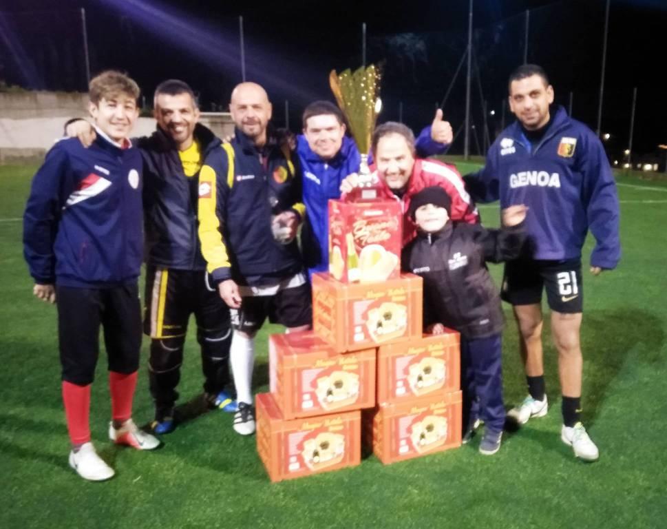 riviera24 -  Torneo di Natale di calcio a 5