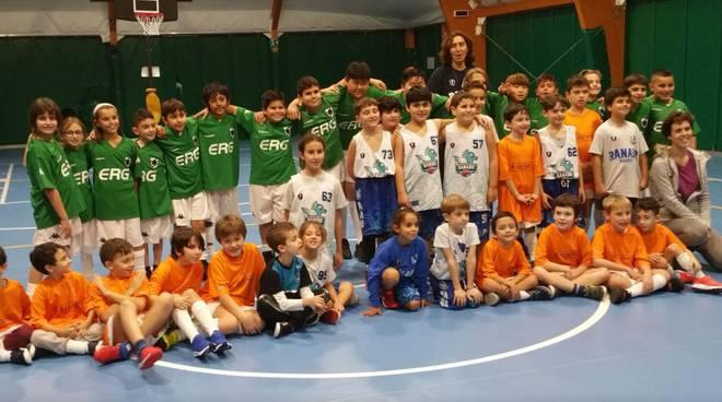 """riviera24 - Torneo minibasket """"Aspettando il Natale P.G.S."""""""