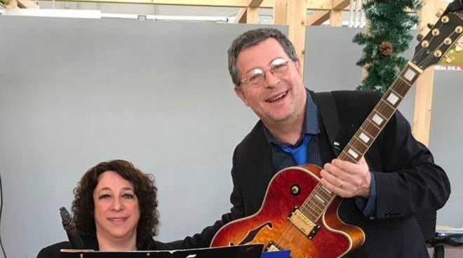 riviera24 -  Vitaliano Gallo e Cristina Noris