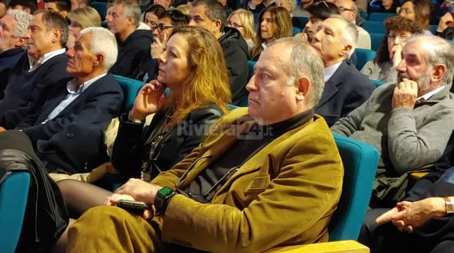 Claudio Scajola torna all'Auditorium