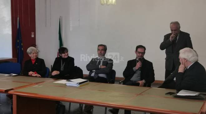 Incontro ospedale saint charles