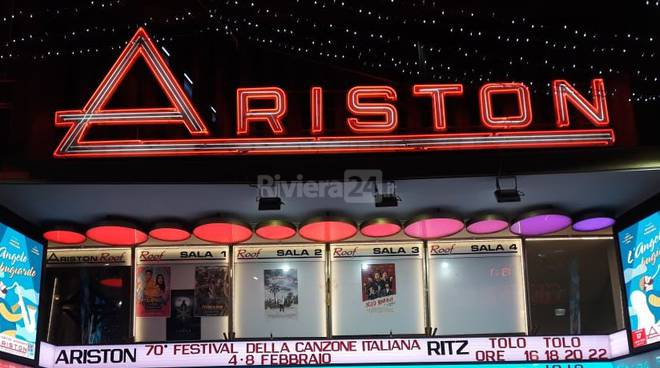 riviera24 - Ariston Festival 2020