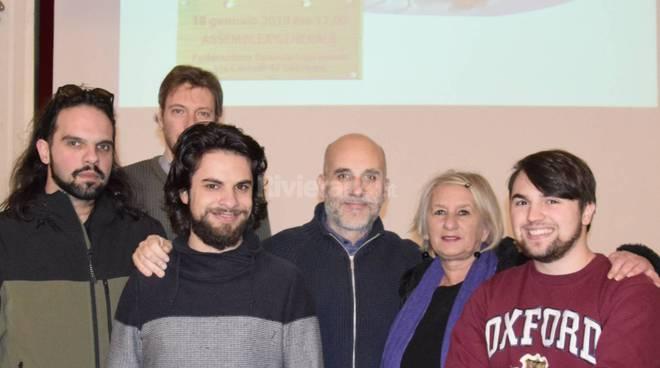 riviera24 - Assemblea generale delle Sardine Ponentine