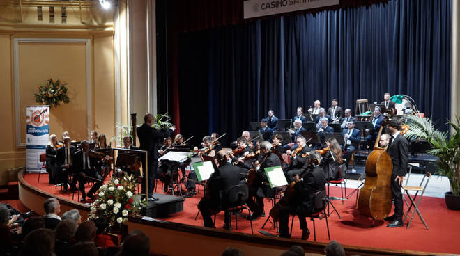 riviera24 - Concerto di Capodanno dell'Orchestra Sinfonica di Sanremo