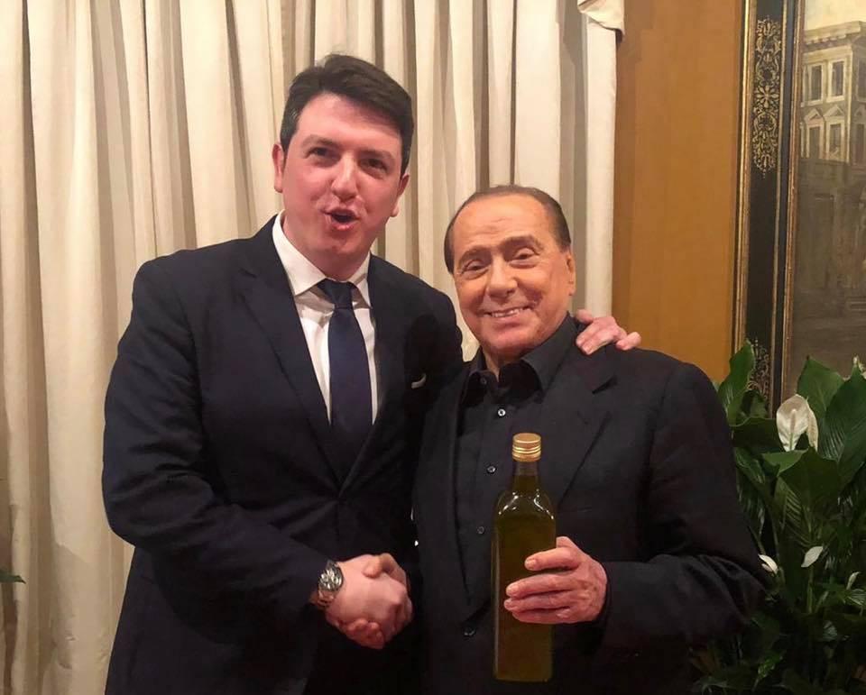 riviera24 -  Dulbecco alla corte di Silvio Berlusconi