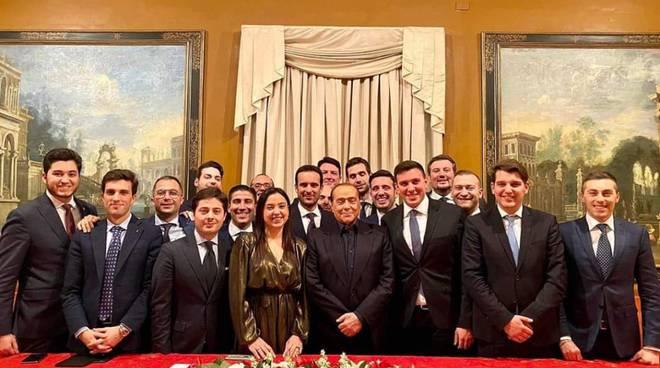 riviera24 -  Dulbecco  Silvio Berlusconi