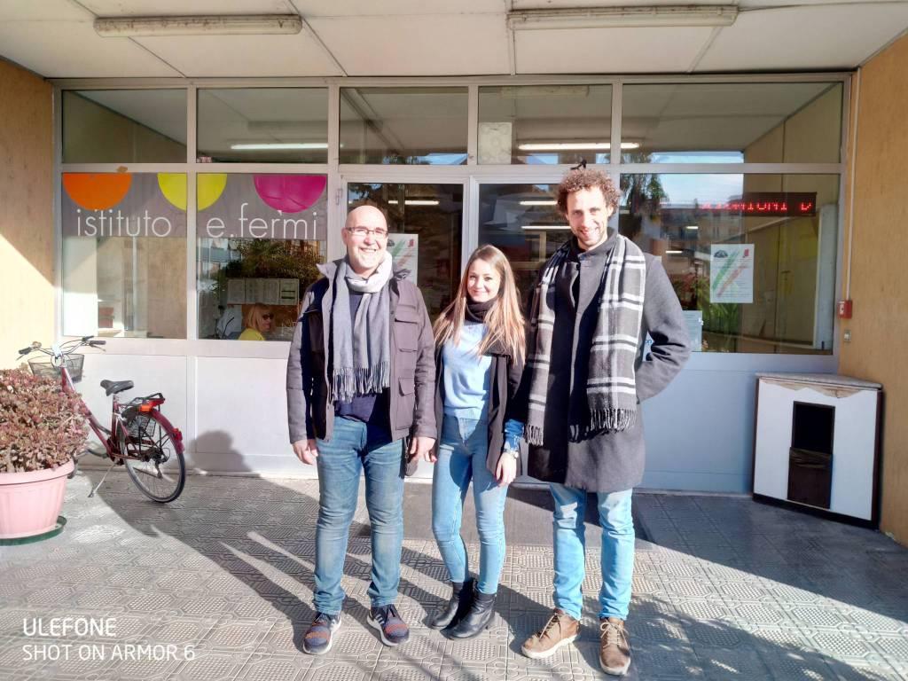 """riviera24 - Istituto """"Fermi Polo Montale"""""""