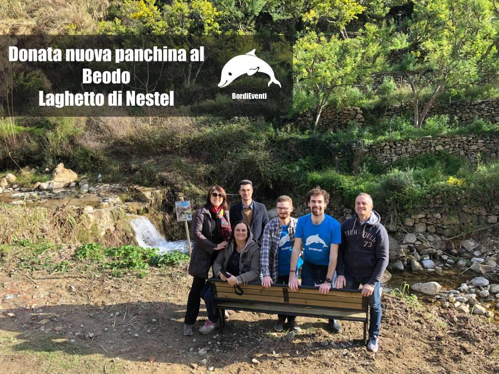 riviera24- Panchina al Beodo