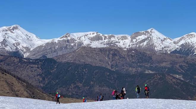 riviera24 - soccorso alpino saccarello