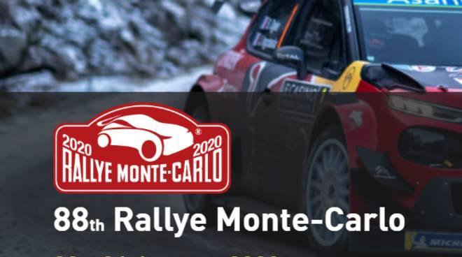 riviera24 - Wrc Rally di Montecarlo