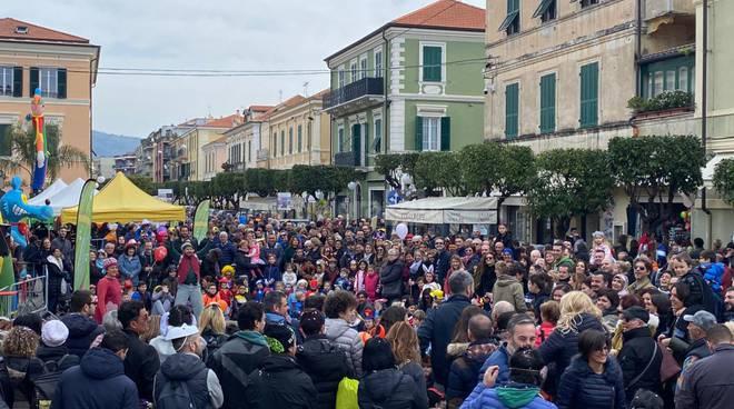Carnevale a Diano Marina