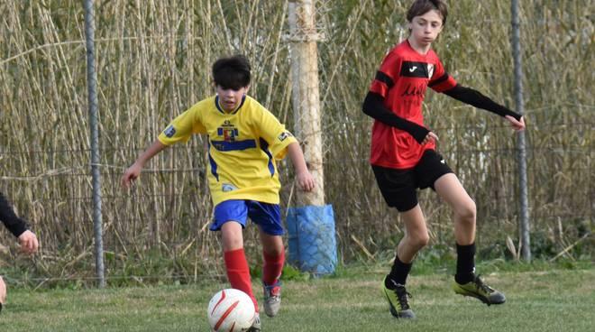 Dianese&Golfo-Atletico Argentina under 14