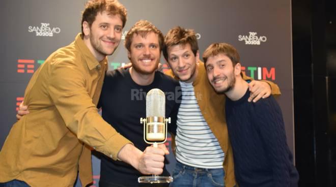 Gli Eugenio in Via di Gioia vincono il premio della critica Mia Martini ...