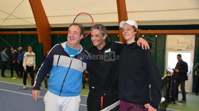 Fiorello al Piatti Tennis Center
