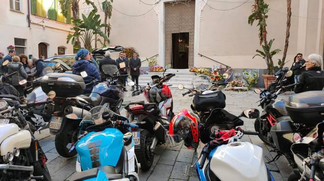 funerali Andrea Adotti