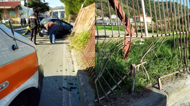 incidente Camporosso