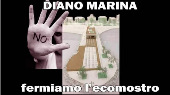 petizione on line no palacongressi Diano Marina