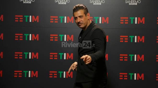 Photocall Francesco Gabbani #Festival2020