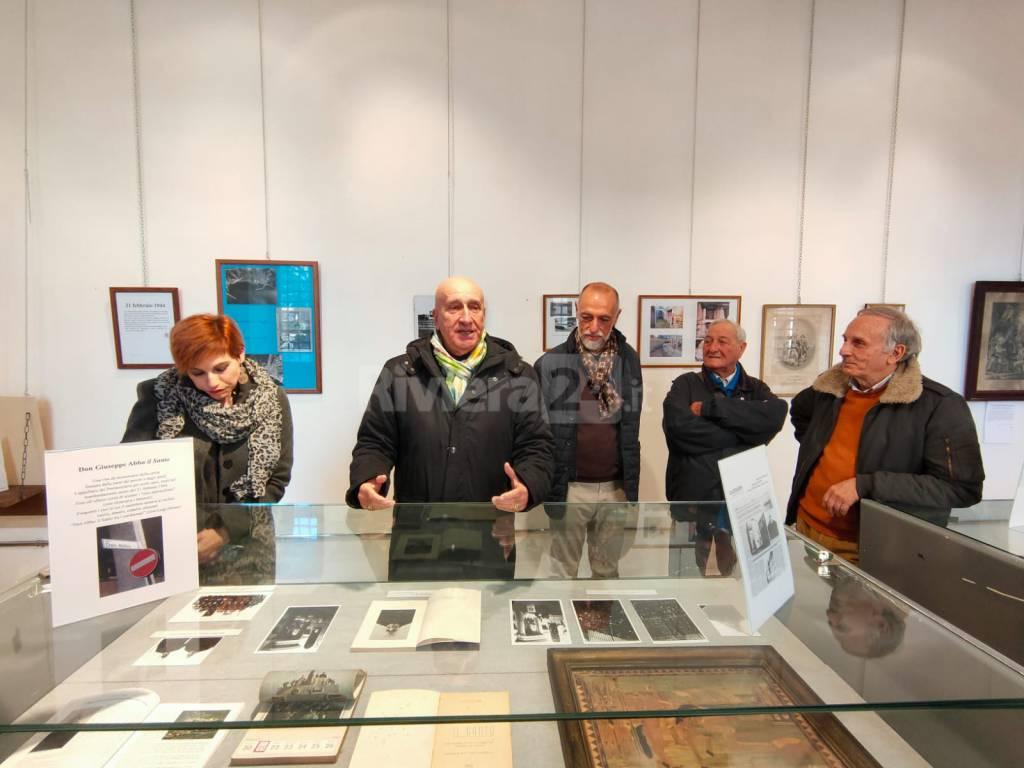 Regio Penitenziario di Oneglia, la mostra in biblioteca