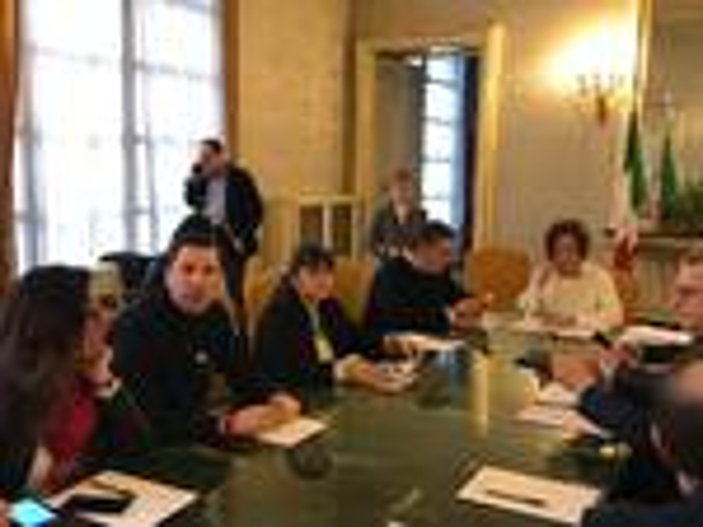 riunione prefettura coronavirus