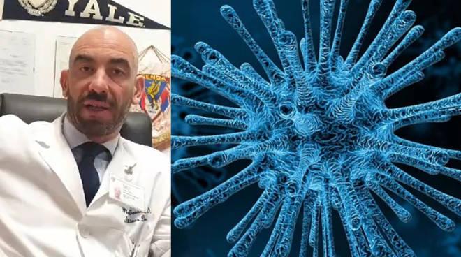 riviera24 - bassetti coronavirus
