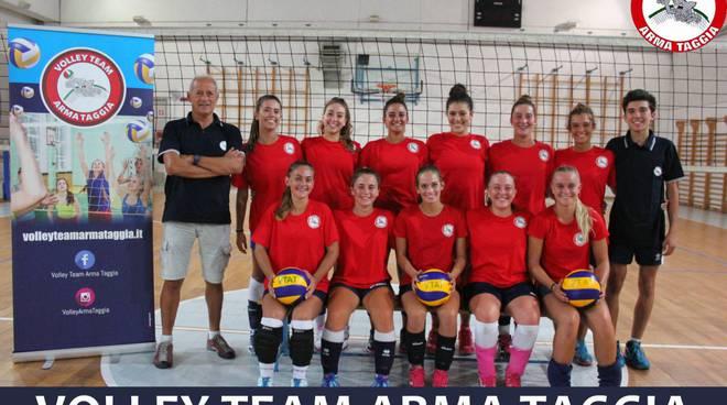 riviera24 -  Biesse Ceramiche Volley Team Arma Taggia