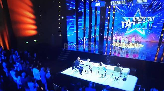 riviera24 - Electraglide a Italia's Got Talent