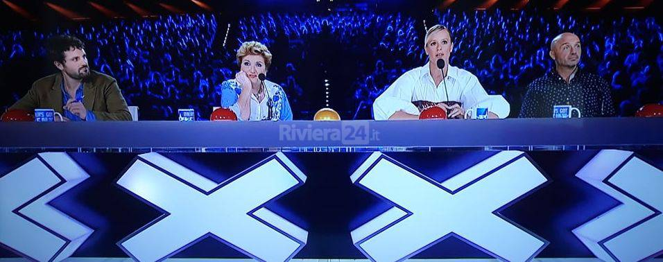 riviera24 - Electraglide a Italia's Got Talent
