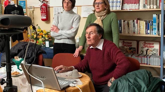 riviera24 -  Danila Allaria, Ivano Ferrando e Daniela Gandolfi