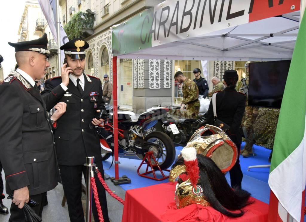 riviera24 - L'Arma dei Carabinieri al 70° Festival di Sanremo