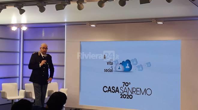 riviera24 - Polizia postale a Casa Sanremo