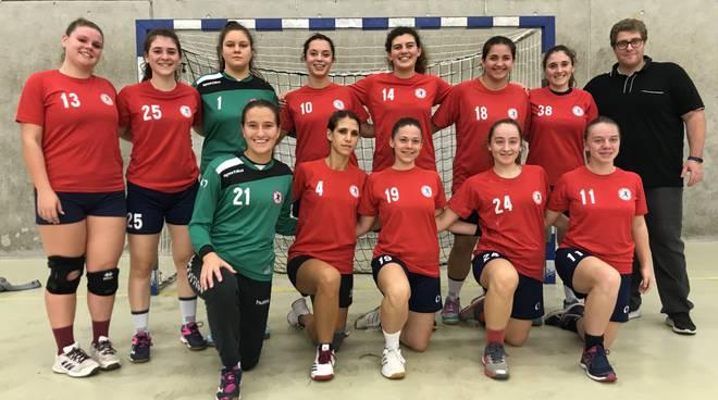 riviera24 - Team Schiavetti Pallamano Imperia senior f