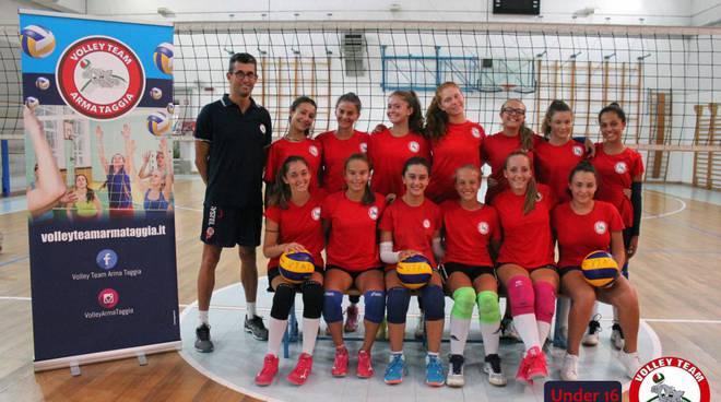 riviera24 - Volley Team Arma Taggia under 16