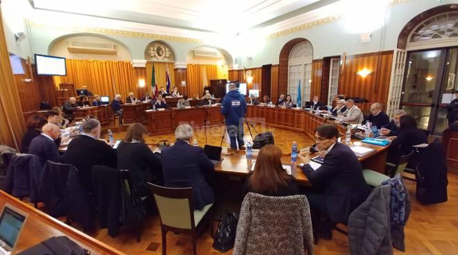 consiglio comunale sanremo maggioranza opposizione