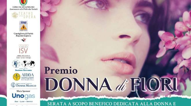 """riviera24 - Premio """"Donna di Fiori"""""""