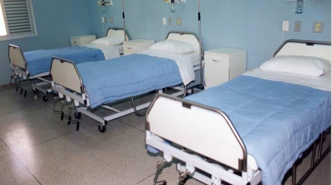 Riviera24- letto ospedale