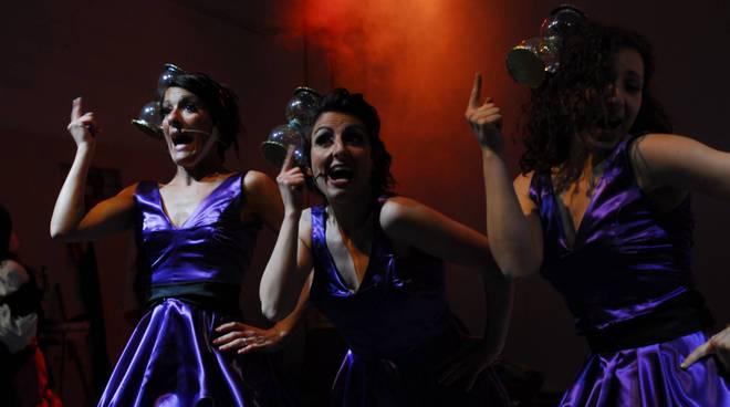 "riviera24 - Musical ""Le Streghe – Musical tra Storia e Leggenda"""