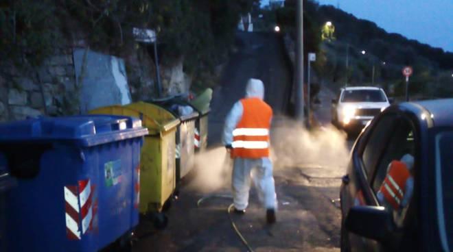 Riviera24- sanificazione san bartolomeo