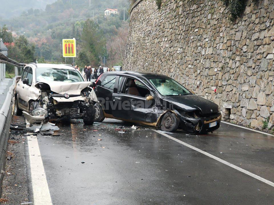 riviera24 - Ventimiglia, incidente a Porra