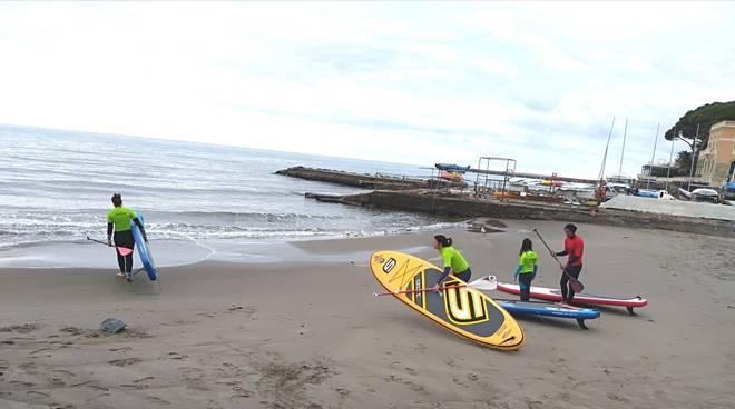 riviera24 - Yoga in riva al mare e Sup