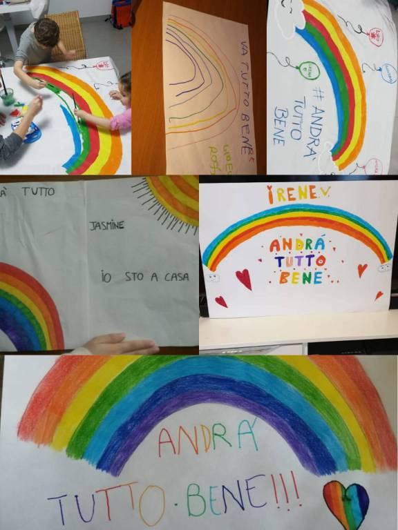 Sanremo, dalle elementari Rubino il messaggio di speranza degli alunni