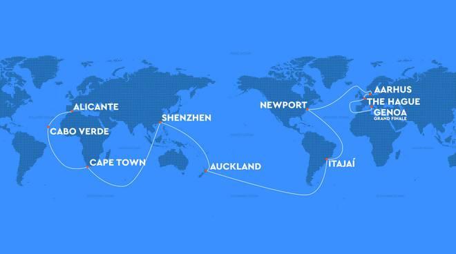 The Ocean Race 2021-22