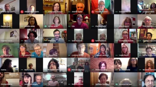 Associazione TRoubar Clair -  25 aprile 2020  - 75° Anniversario della liberazione d'Italia