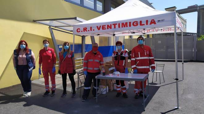 Croce Rossa Ventimiglia