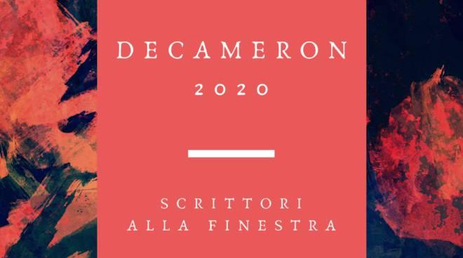"""""""Decameron 2020, scrittori alla finestra"""""""