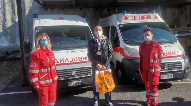 donazioni cri Sanremo