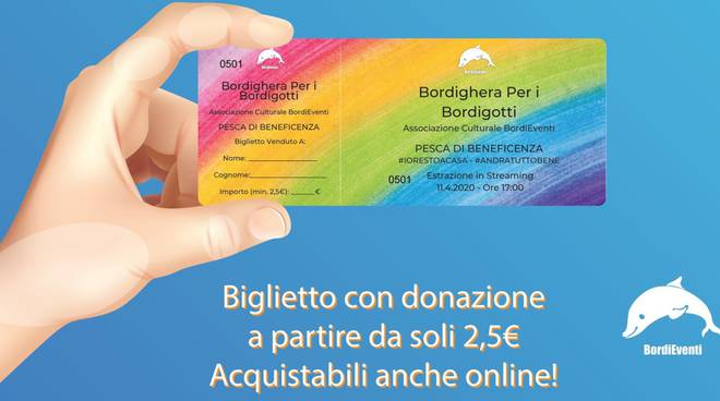 lotteria benefica bordighera