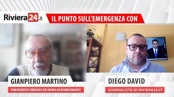 Gian Piero Martino Orengo De mora