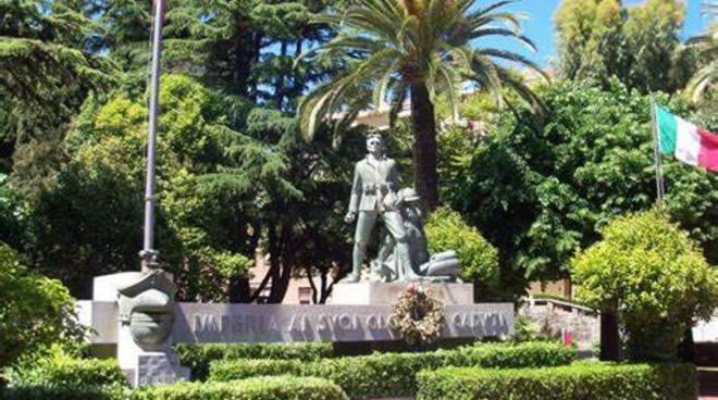 piazza della Vittoria Imperia